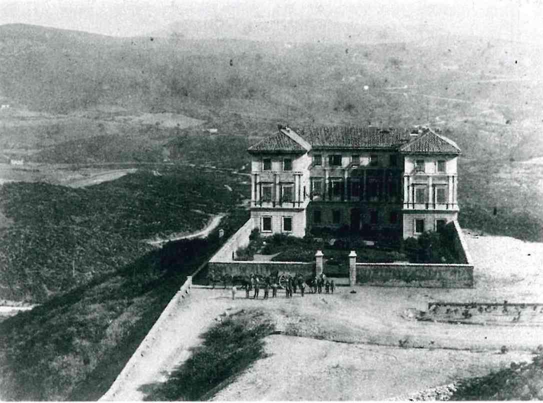 Palazzo Bellavista Monteponi