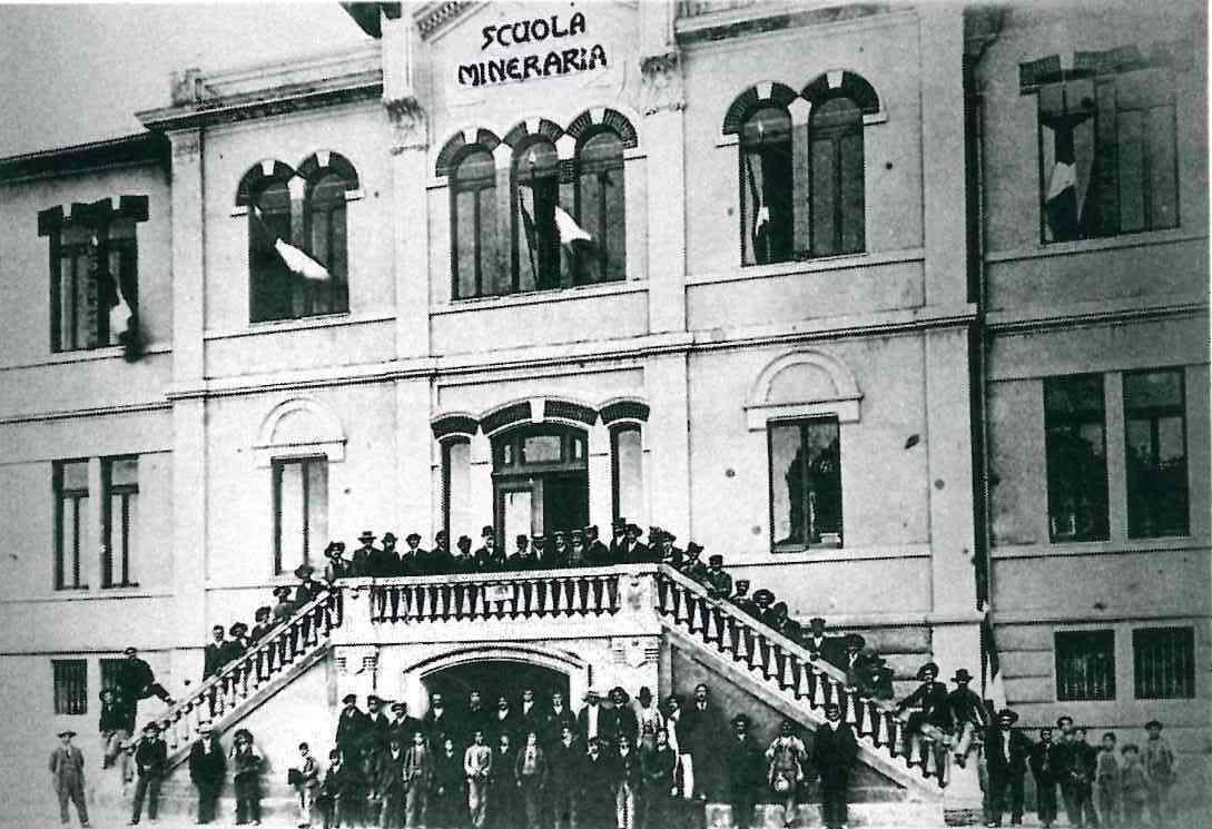 """Scuola Mineraria """"Giorgio Asproni"""""""